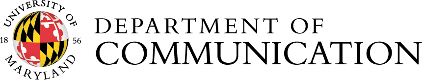 UMD Communication Logo